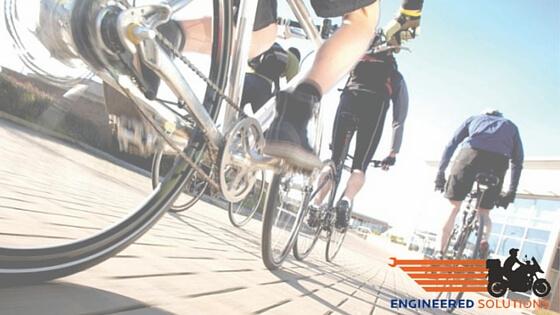 bike storage facilities