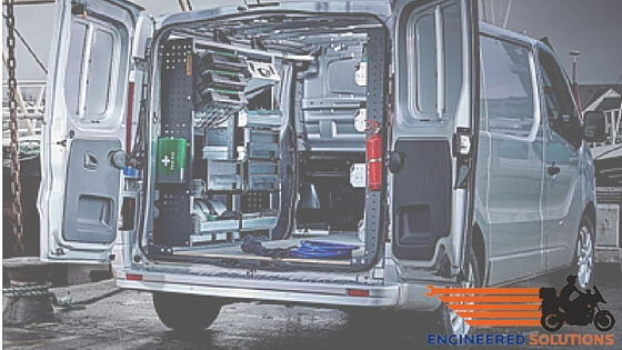 van storage solutions