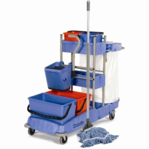 Cleaning schedule for warehouse