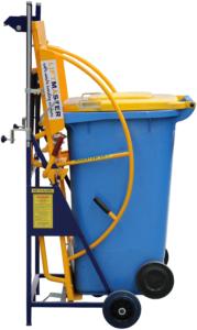 nifty lift bin tipper